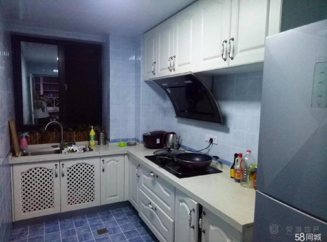 龙马华庭2000元3室2厅2卫豪华装修全套高档家私电,