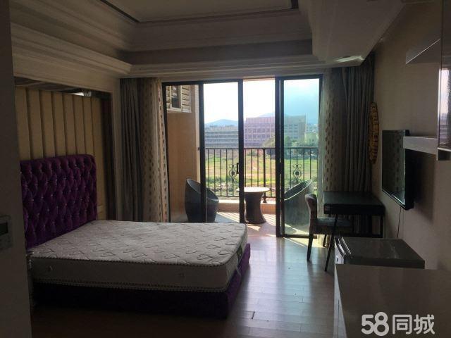 东城四季精装公寓仅售62万月租抵月供送家私