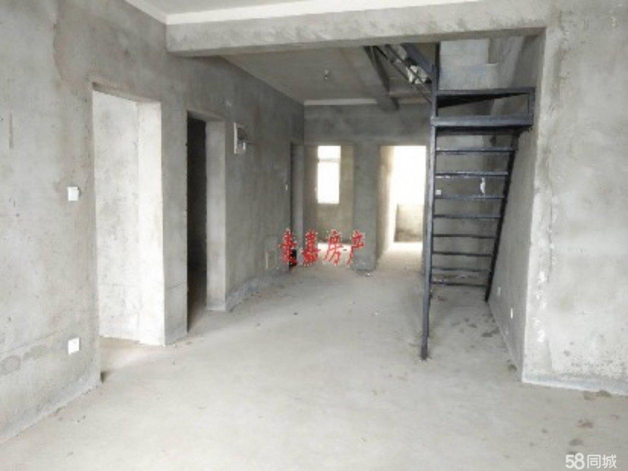 《香榭丽舍》经典复试楼带顶楼花园有证可以贷款