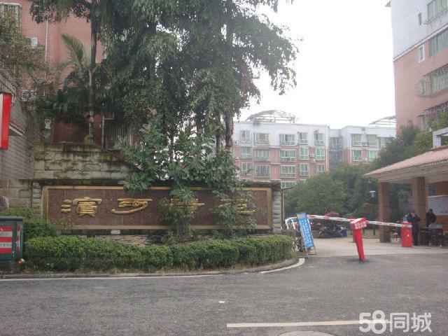 【复式楼】滨河景苑河边上6跃7,送平台花园