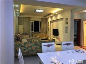 西郊滨江国际2室2厅108平米精装修押一付三
