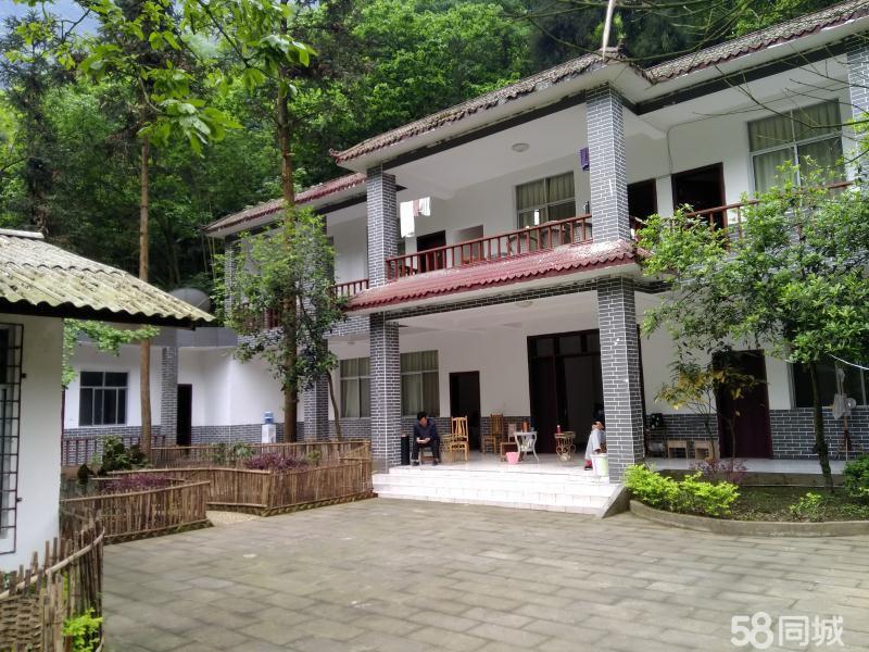 青城后山独门小院急售,牡丹山庄旁,有不动产证,占地600多建面460