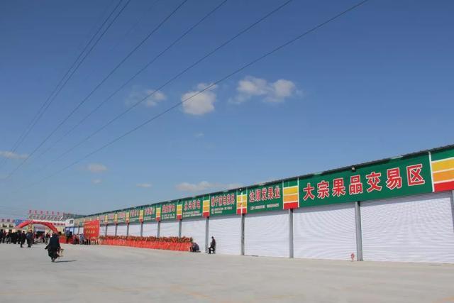淄博新增一占地120亩的果品批发市场看看在哪儿