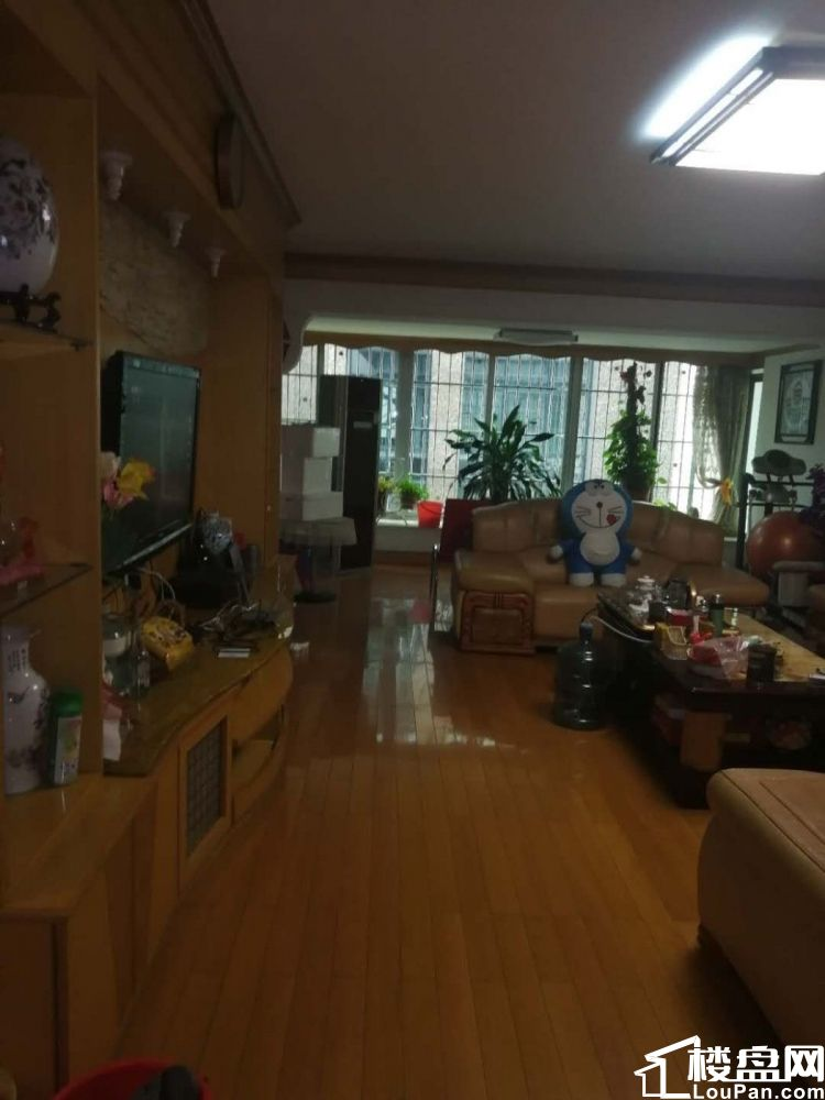 急!急!急! 富華新村 75萬 3室 126平米 中檔裝修,急售!