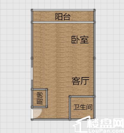 在售!水部地铁站,划片鼓五小,单身公寓,低于市场价!