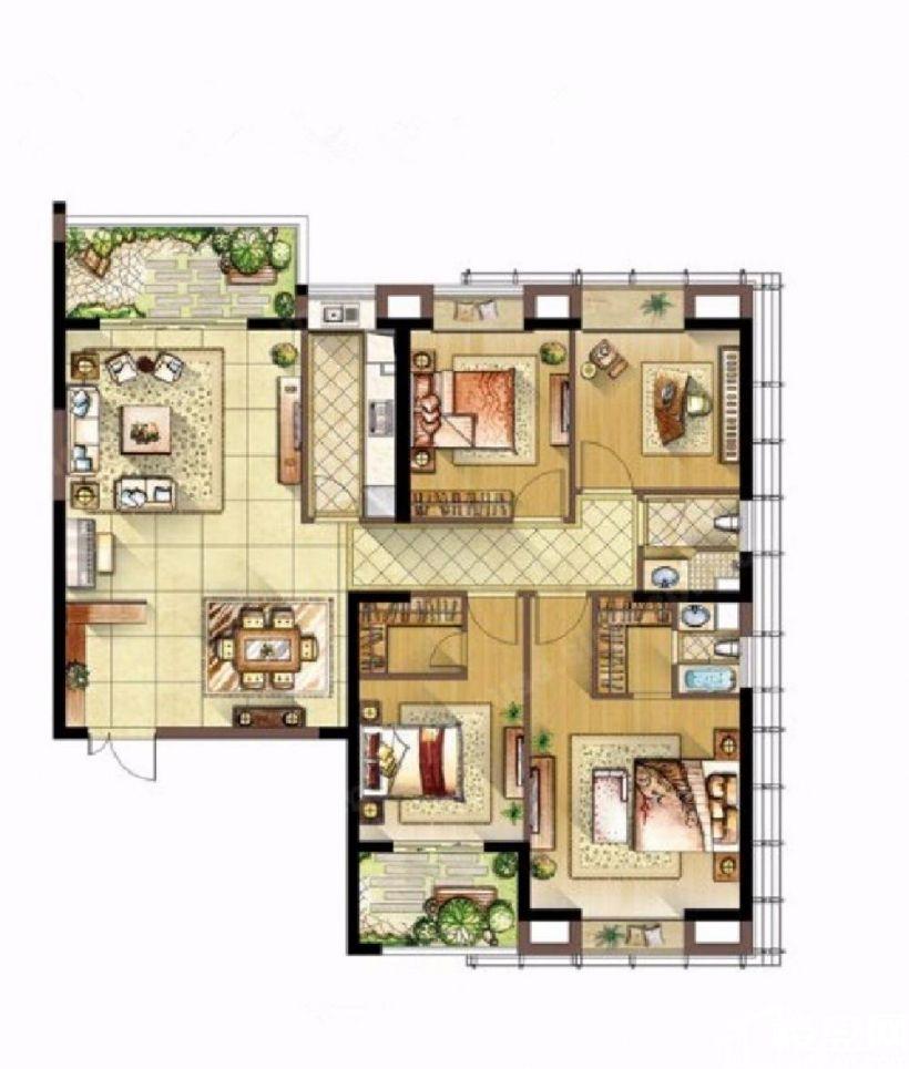 世欧王庄单价2.2万,电梯四房,装修随心,比邻晋安河公园