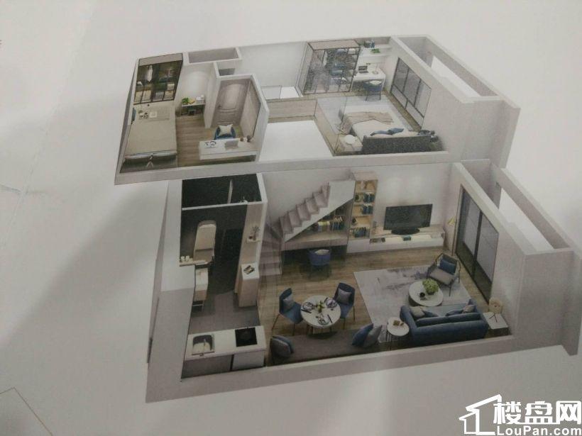 12800平 買房團購價 無費用 南三環 美景芳華 精裝復式