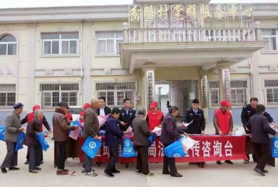 霍邱县岔路镇:群众聚在哪里,文明实践就开展到哪里