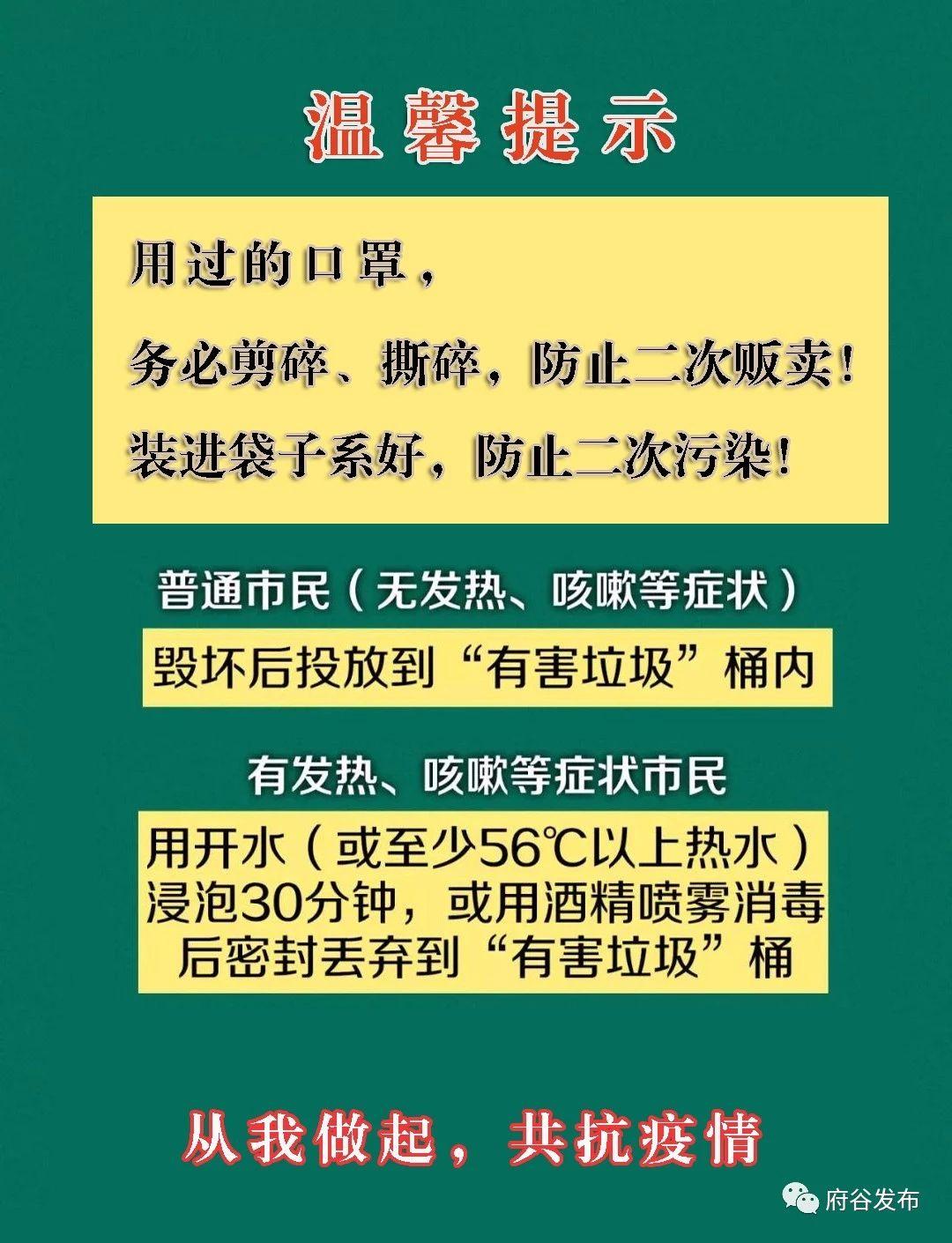 【疫情防控】府谷县开通24小时举报电话
