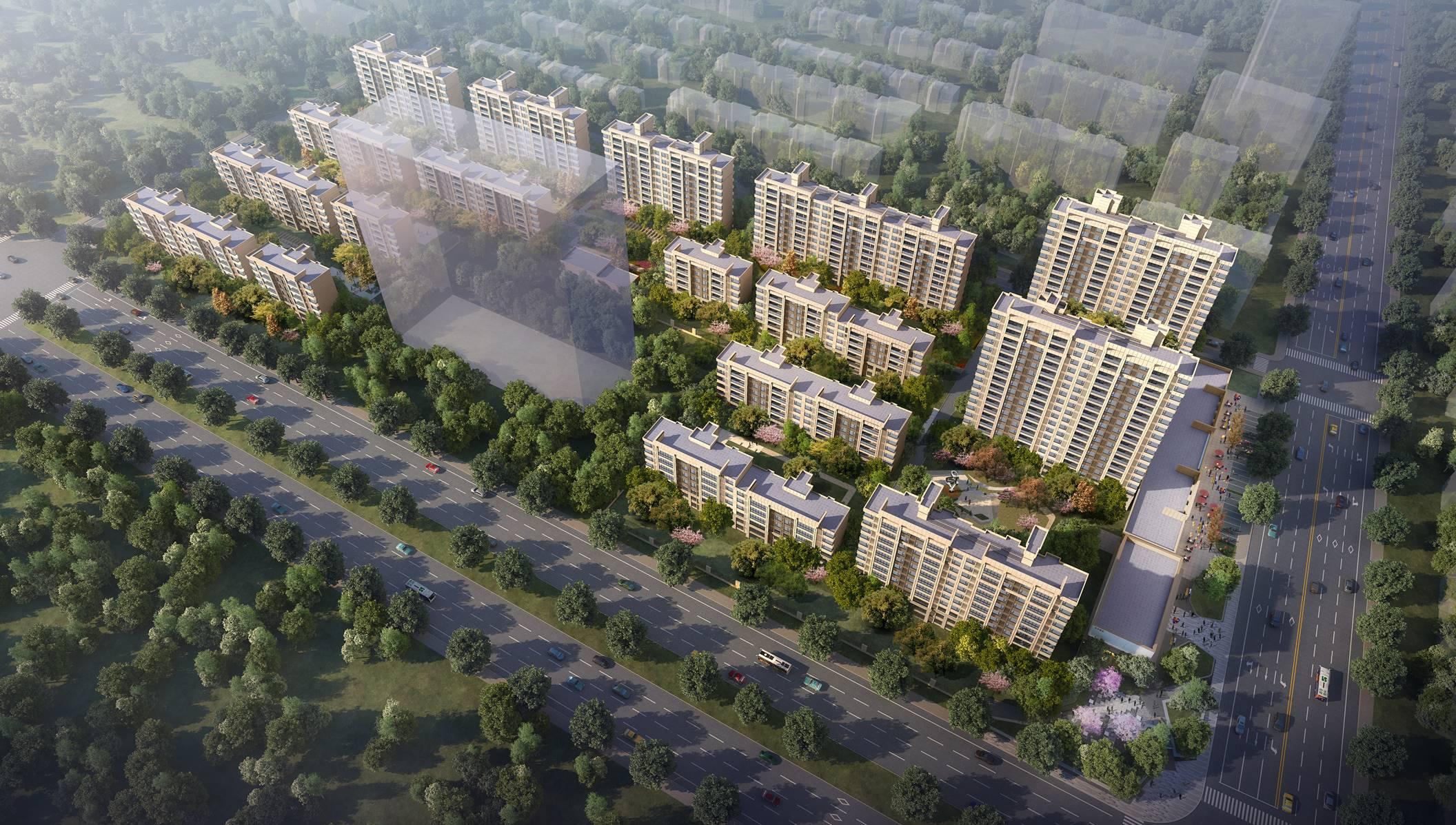 鹏鹞大厦北侧地块规划方案批前公示