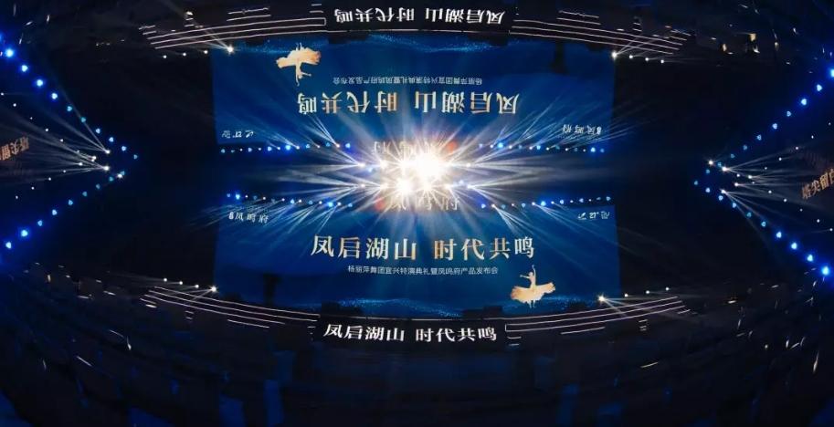 碧桂园凤鸣府美学产品发布盛典璀璨开启