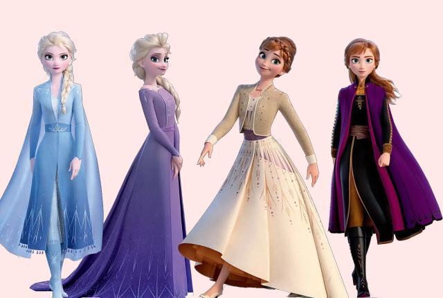 冰雪奇缘2破五亿,迪士尼相继推出艾莎姐妹手办!