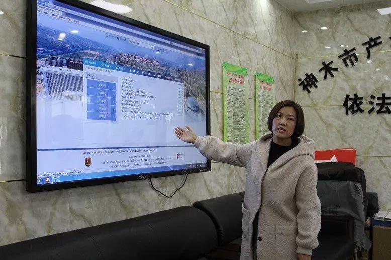 """神木市228个村实现""""互联网+村务公开"""""""
