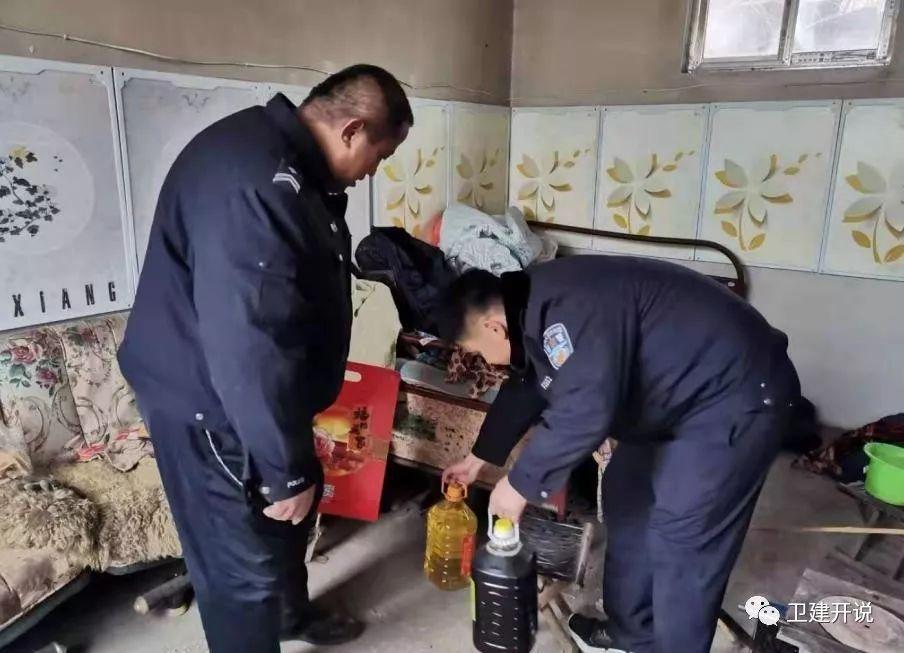 滨州这对辅警、村警父子,你俩火了!