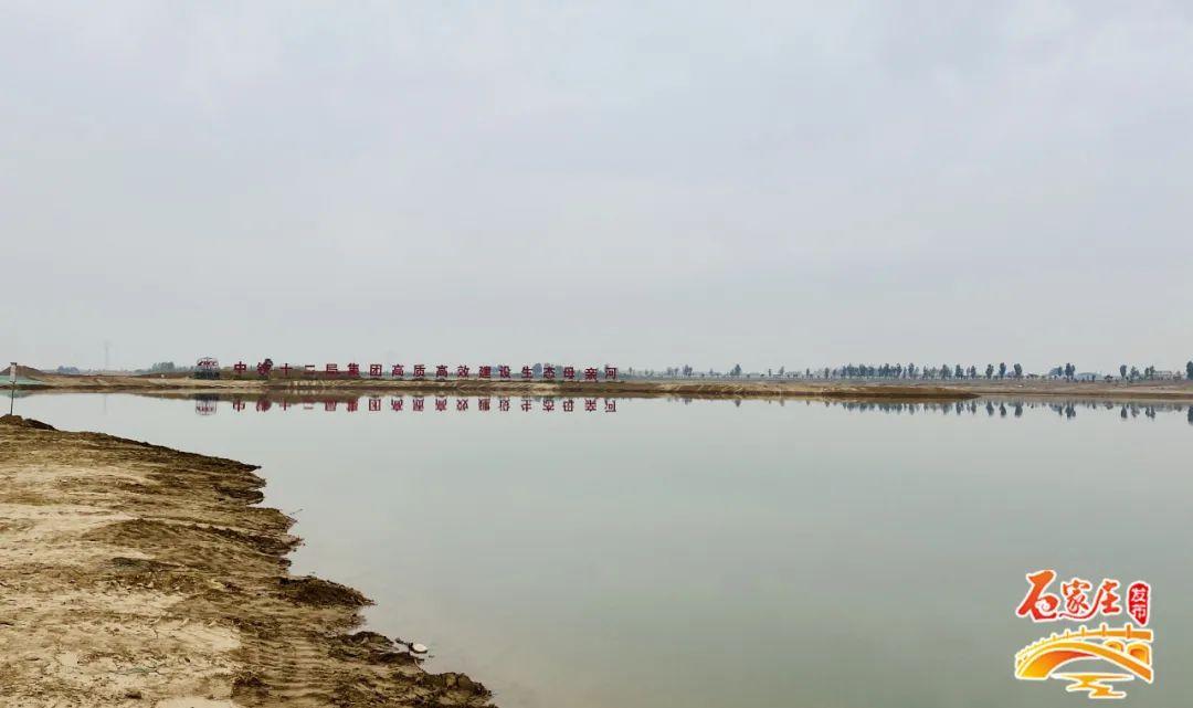 最新!滹沱河生态修复二期工程实现全线通水!8月底将全部完工!