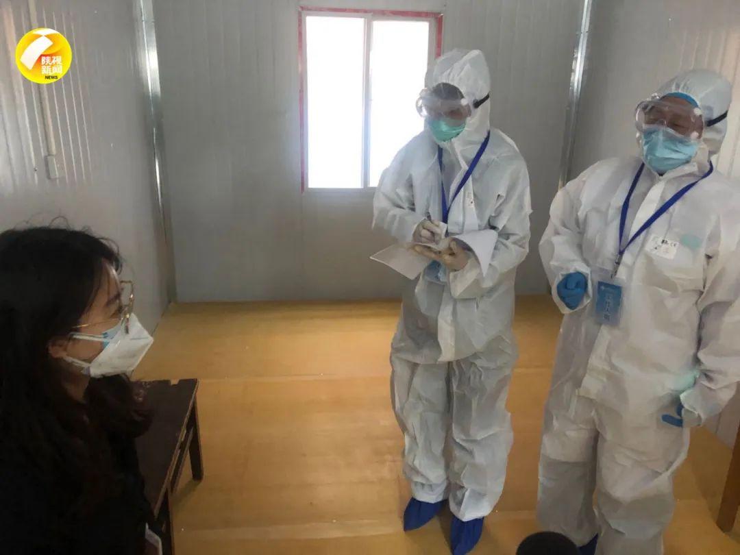 全省高三即将开学,多学校进行疫情防控演练