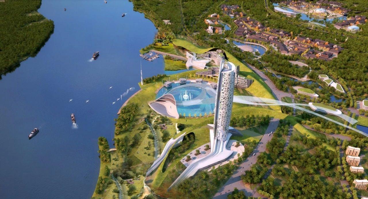 泸州拟投资300多亿打造5a景区方山文旅小镇