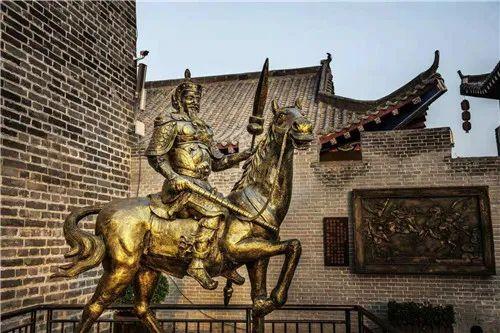 不出郑州就能逛古城,十一快来打卡