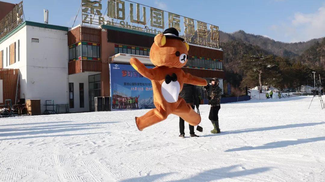 �外!�h中紫柏山���H滑雪��12月20日�_�@!福利一波走起!