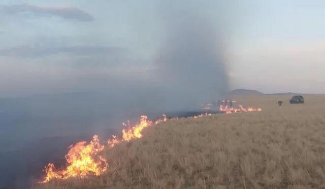 大火已蔓延至中国境内!