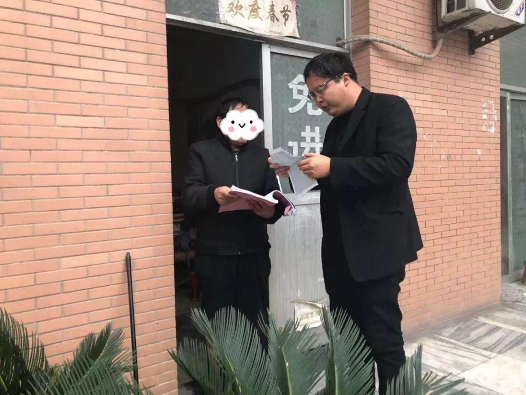 """霍邱法院持续发力,打好""""江淮风暴""""冬季行动战役"""