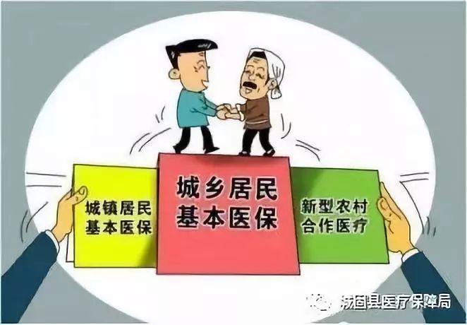 城固县整合城乡居民基本医疗保险制度,从2020年1月1日实施!