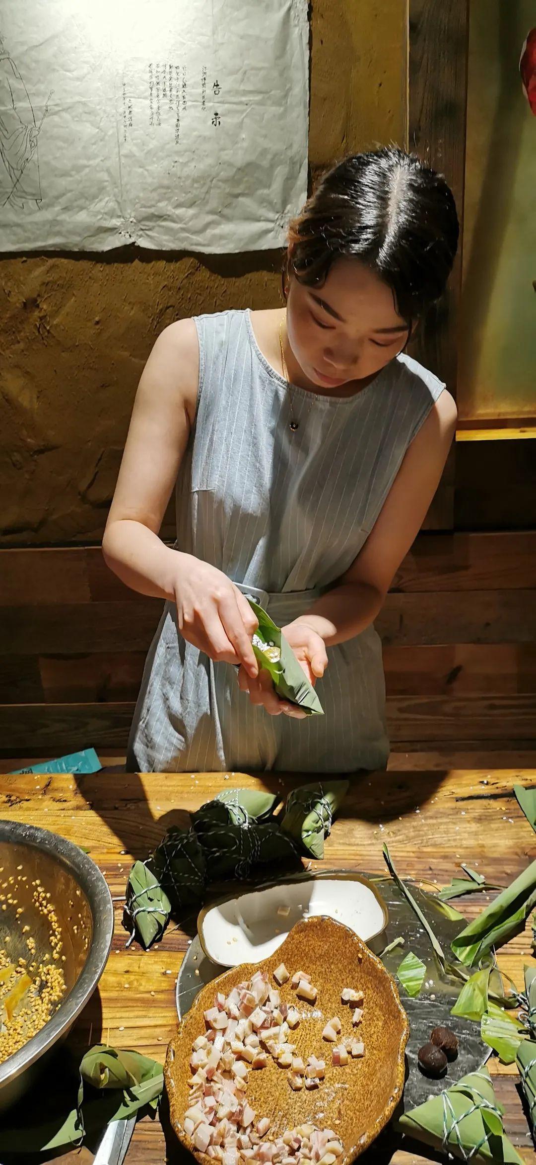 【商会新闻】第四届在杭湖北乡贤端午包粽子比赛圆满结束