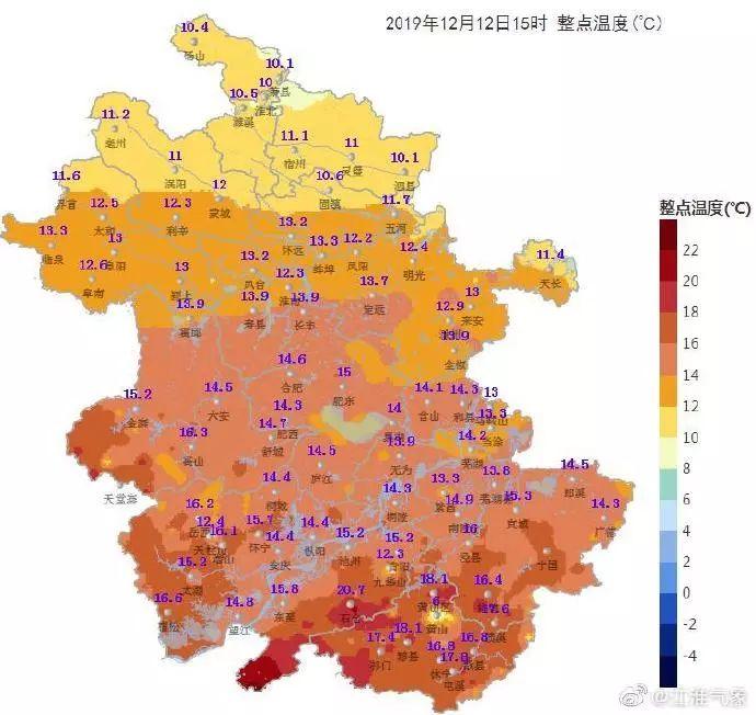 """""""假冬天""""要走了?明天起,宿州都是雨雨雨!��匾�⒋筇�水……"""