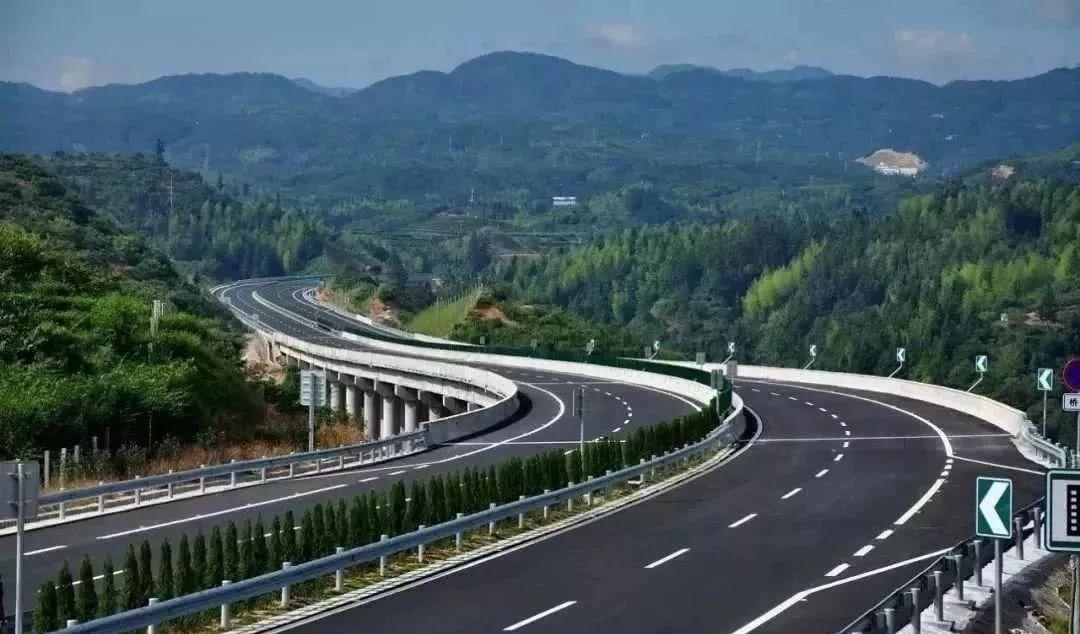 2020年�西�⒖h�h通高速