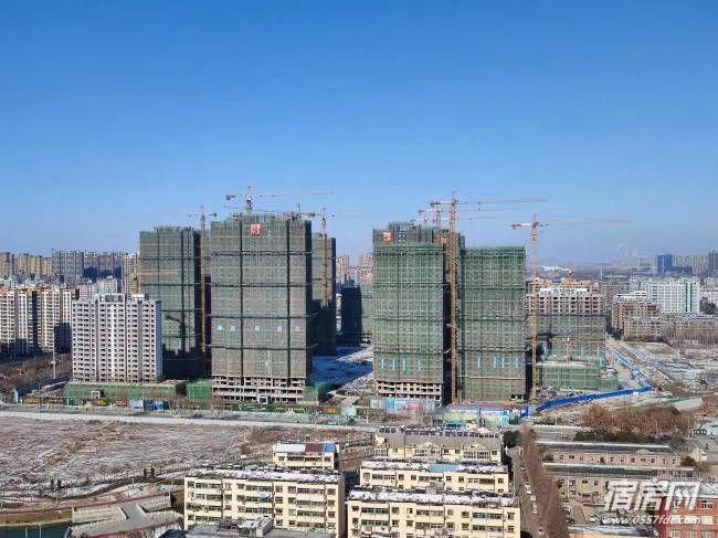宿州市2021年1-2月棚户区改造新开工3100套,完成投资23亿元