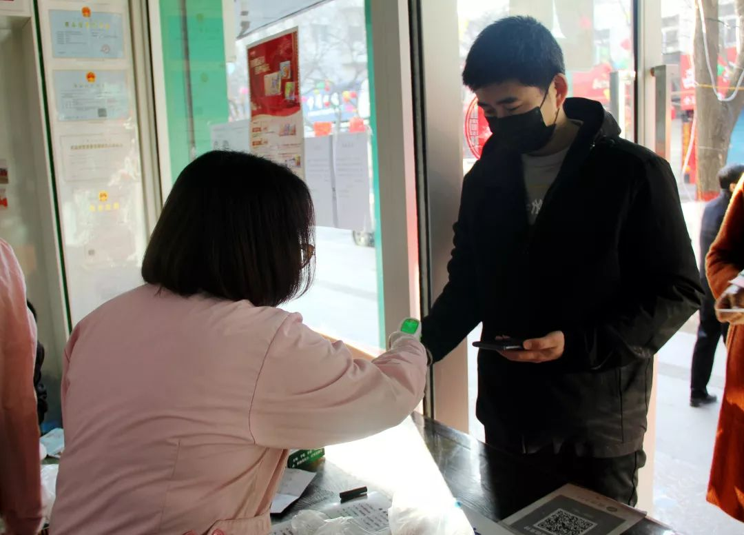 【疫情防控】府谷县开始定点投放口罩!平价销售、实名购买!