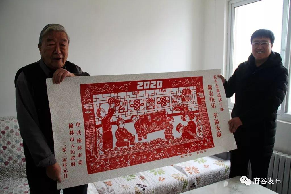 李胜元、樊小荣走访慰问困难职工、离退休老干部、拔尖人才、贫困母亲和优抚户