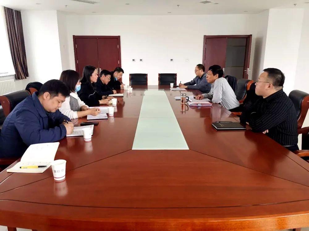 府谷县融媒体中心赴榆林传媒中心参观学习