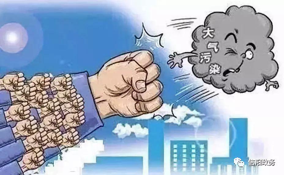 重污染天气管控期间,罗山仍有多家企业违规生产......