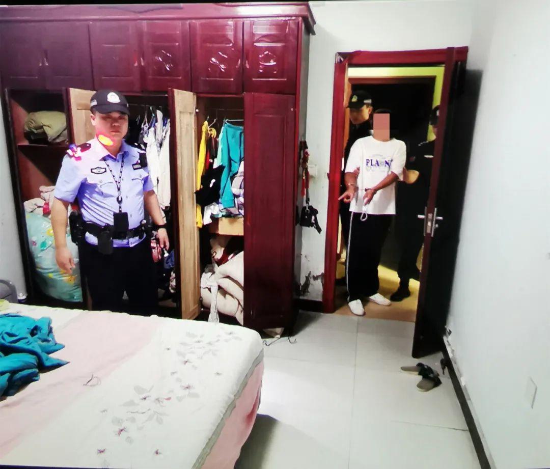 心存侥幸入室盗窃,仁寿警方快速破案