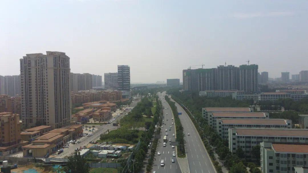 郑新快速路过街天桥项目已经批复!