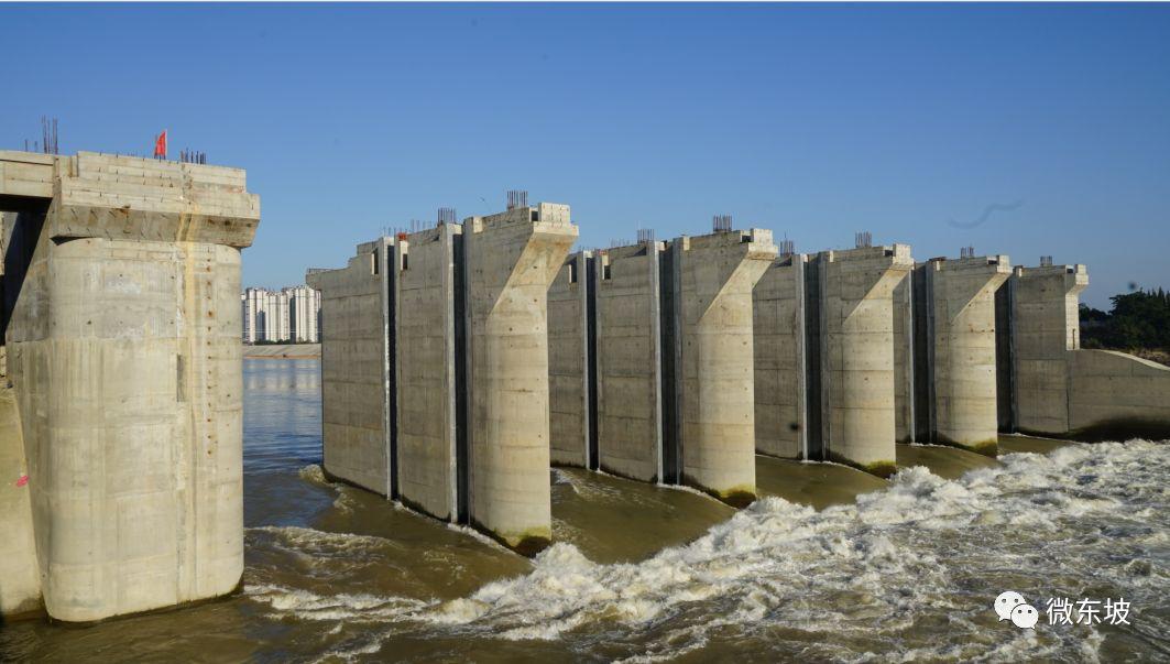眉山岷江汤坝航电明年9月发电!走,坐船去上海!
