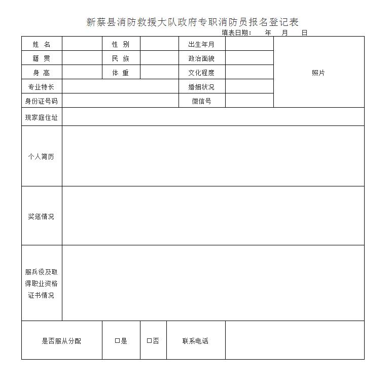 工�Y4000元+,六�U一金,新蔡消防招聘了!