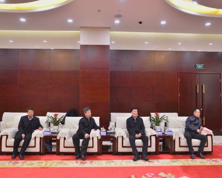 保德王家岭至韩家川24公里扶贫公路签约仪式在北京举行