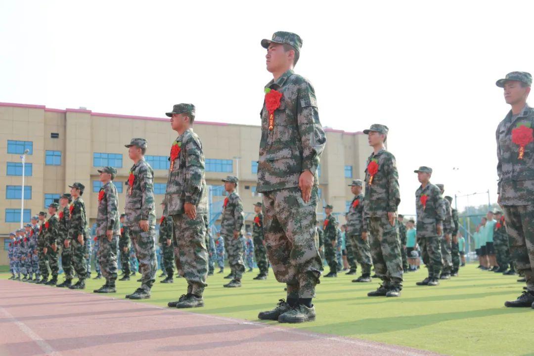 新郑2021年秋季280名新兵入伍欢送仪式在好想你教育培训基地举行