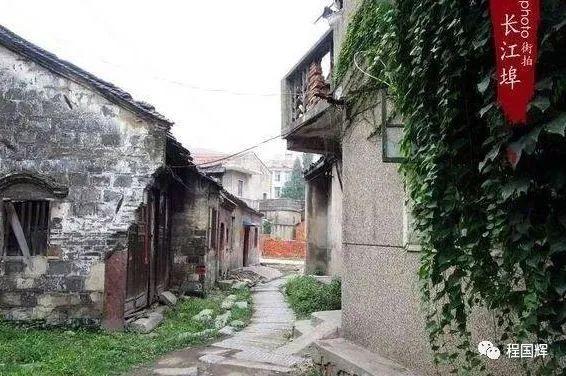 遐尔闻名的长江埠白布街及府布产业
