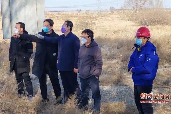 朔州市城市管理局�_保疫情期�g城�污水�理安全�\行