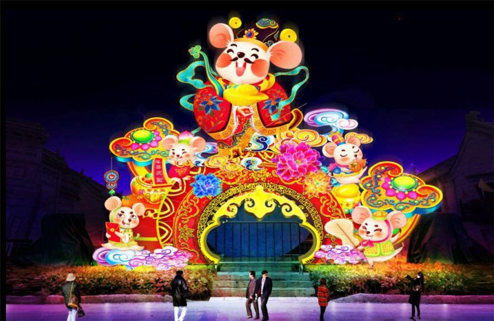 春节去哪玩?兴汉胜境安排上!不仅五折优惠,还有好礼相送!