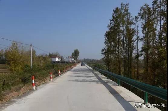 汉台区交通运输局:投入3691万元,建成44条通组路