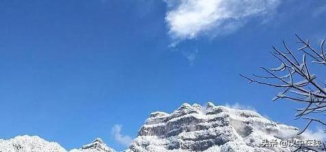 官宣!南郑龙头山滑雪场今冬开放