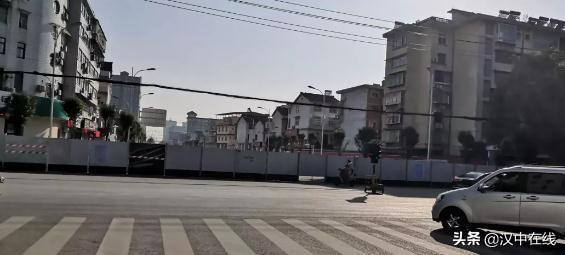 汉中道路封闭施工公告