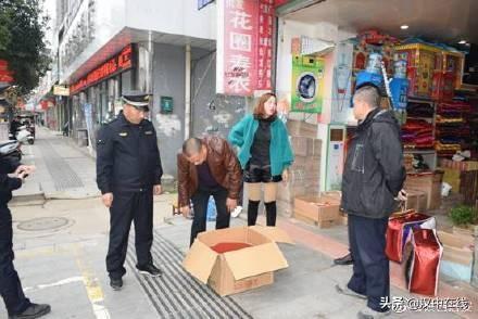 烟花爆竹禁放联合检查