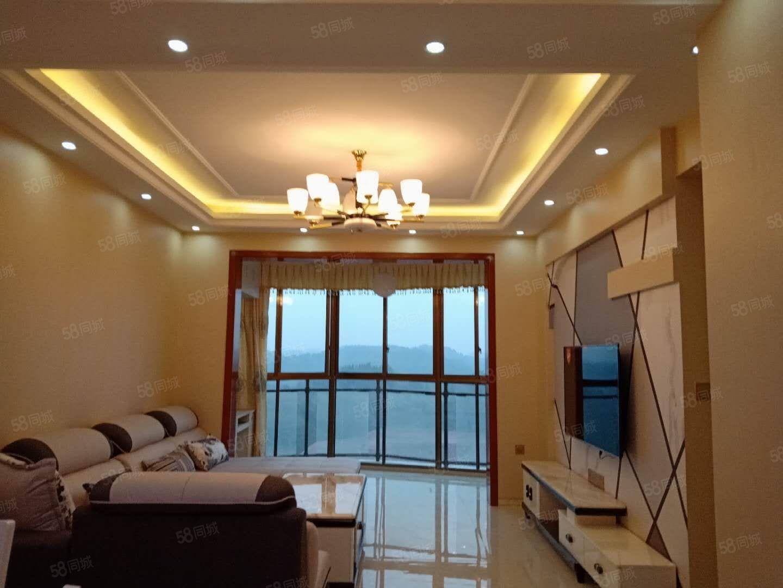 急售国际城3室2厅2卫110平方新精装未入住