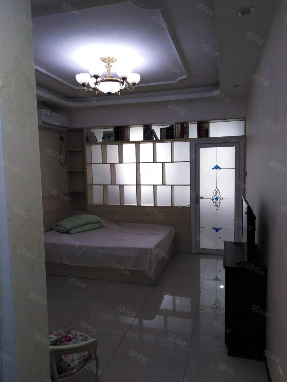 金泰王朝精装一室一厅家具家电齐全拎包入住
