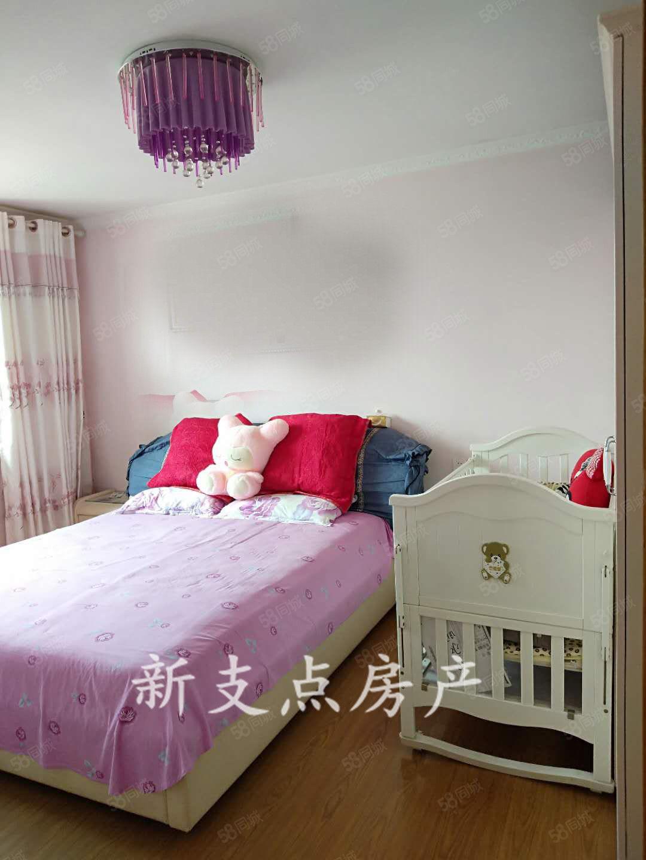 惠民1期99平三室中装送家电家具和车库50万可贷款